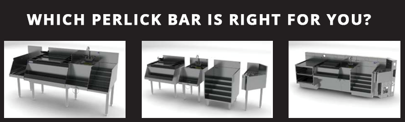 Which Perlick Bar Is Right for You?