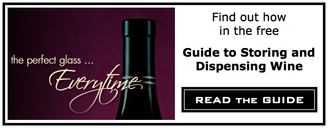 Guide to Storing and Dispensing Wine CTA