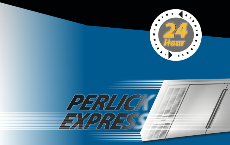 Get Back Bar and Underbar Equipment in 24 Hours with Perlick Express