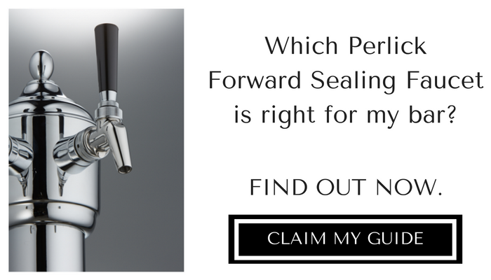 Perlick Forward Sealing Faucet