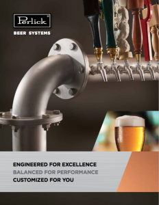 Perlick Beer Systems Guide