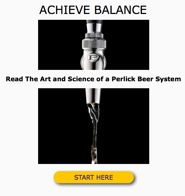 Art and Science of a Perlick Beer System CTA