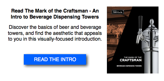 Mark of the Craftsman - Intro to Beverage Dispensing Towers CTA