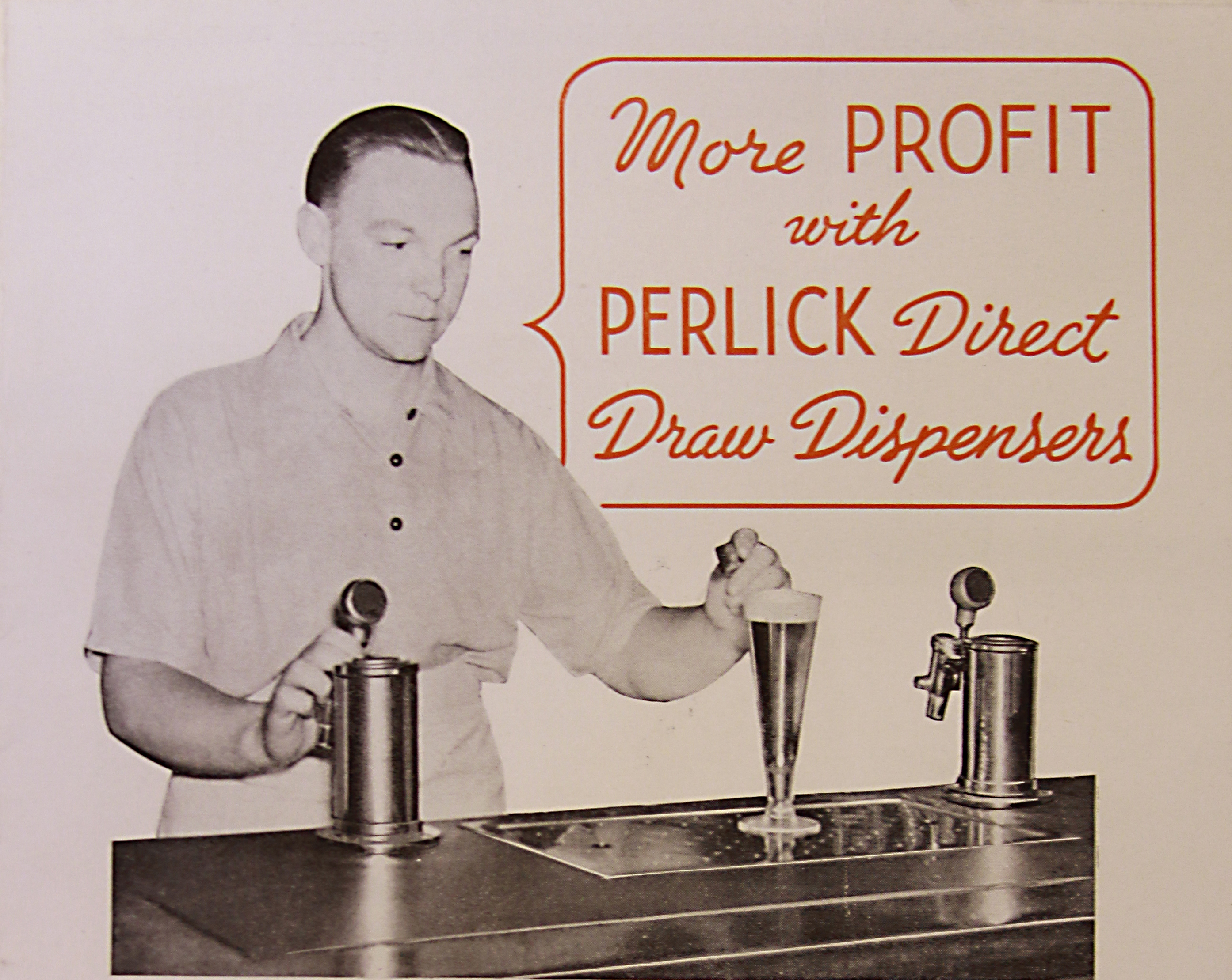 Perlick Direct Draw Dispensers