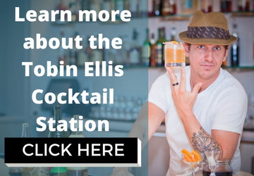 tobin ellis cocktail station