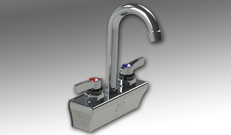 How a Front-Loading Faucet is Simplifying the Underbar