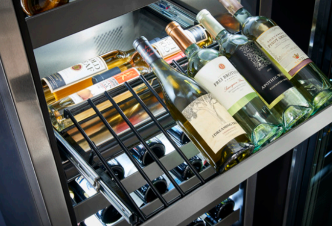 How Wine Column Refrigeration Takes Wine Preservation to New Heights