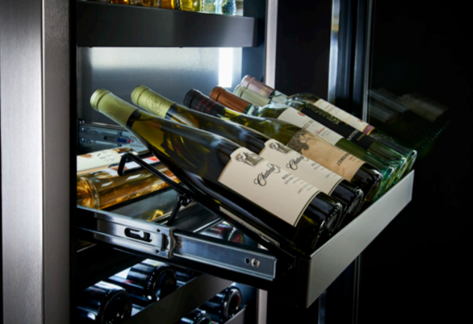 How to Showcase Premium Wines with Wine Column Refrigeration
