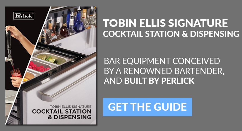 Tobin Ellis Signature Cocktail Station and Dispensing