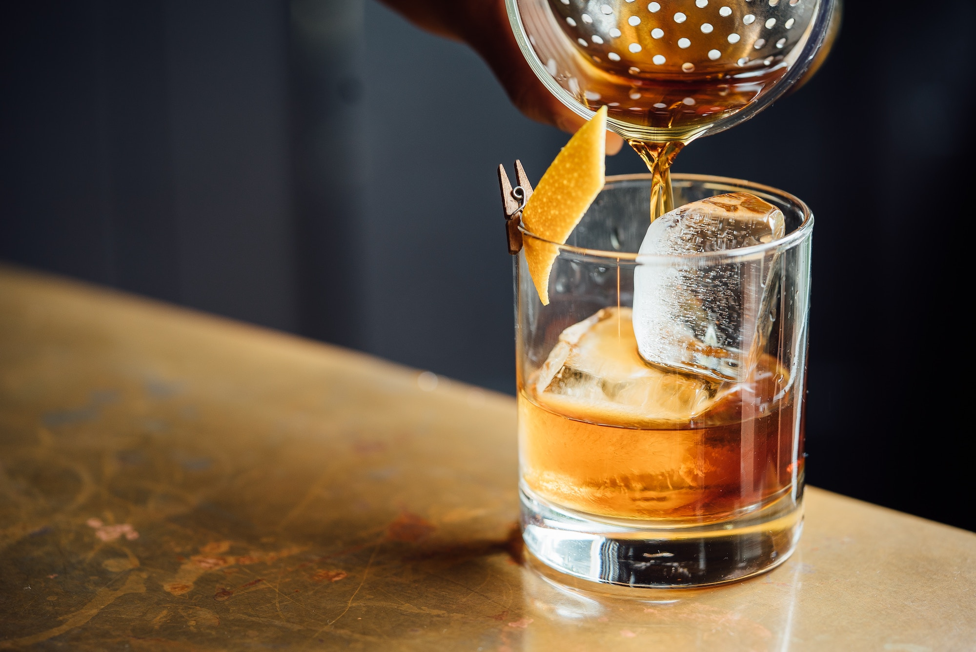 The Science Behind Large Format Cocktail Ice