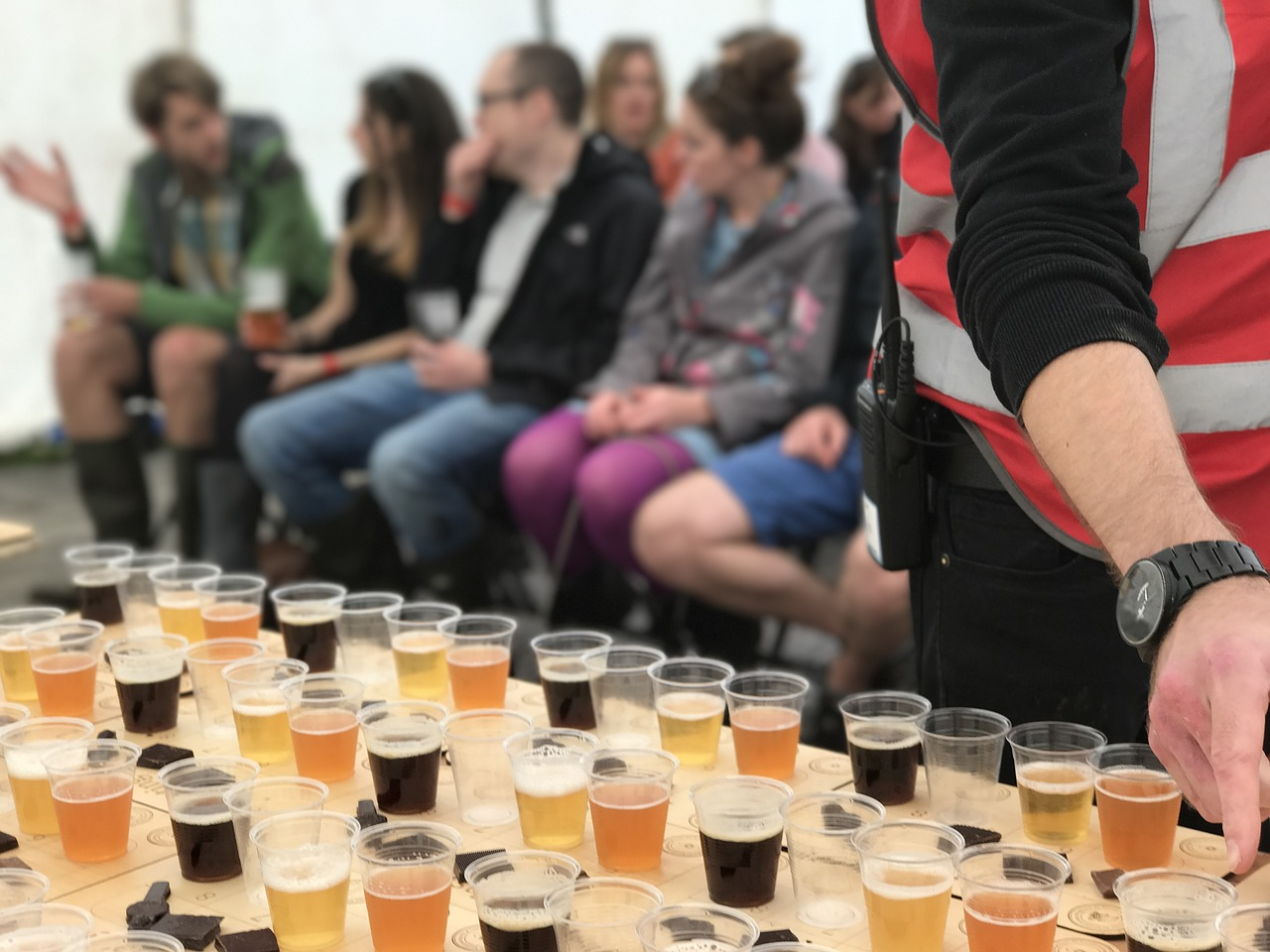 Statistics from the 2019 Craft Brewers Conference