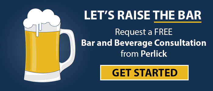 Request a Free Bar and Beverage Equipment Consultation from Perlick
