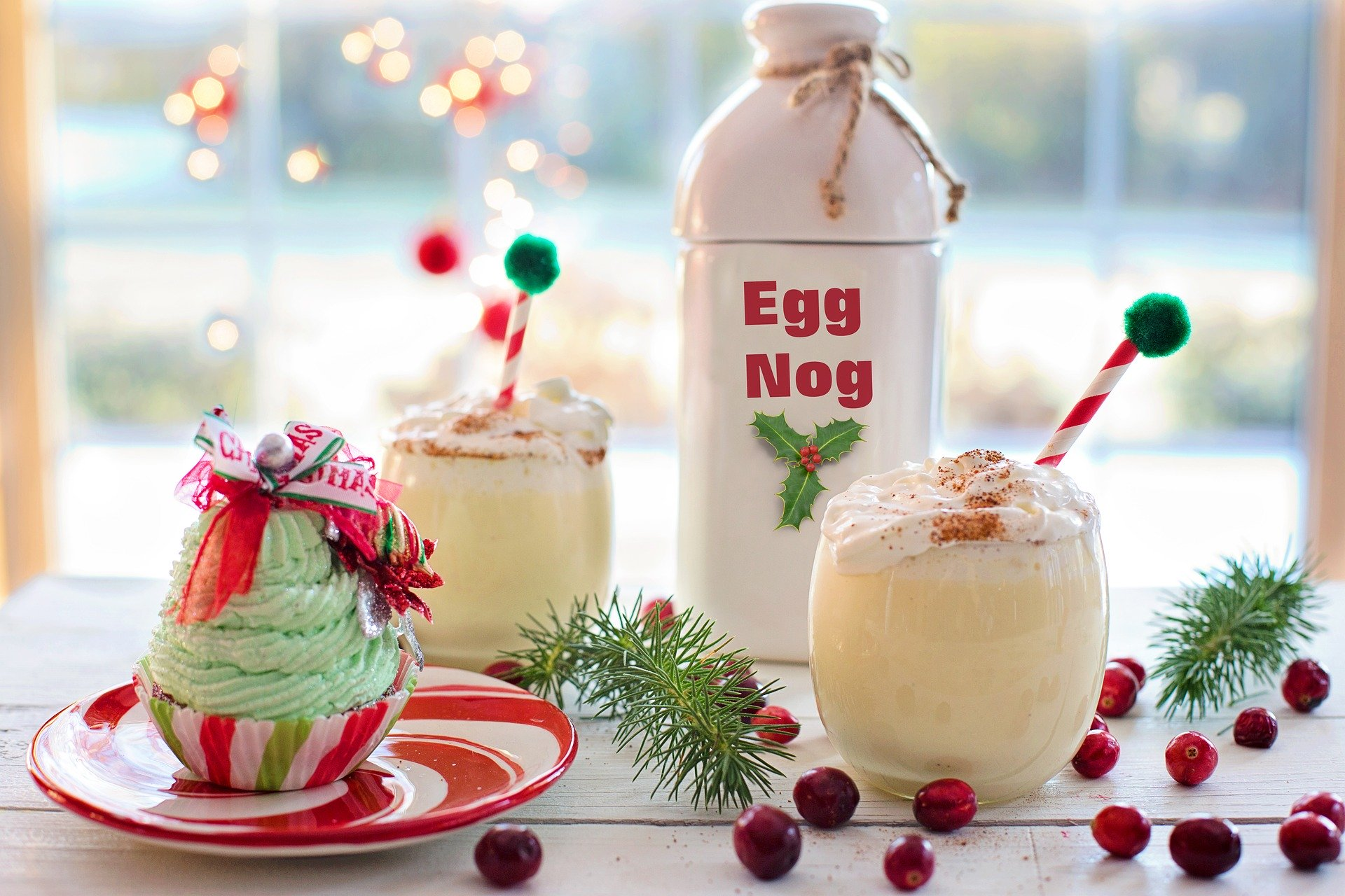 Why Do We Drink Eggnog, and What Can You Mix With It?